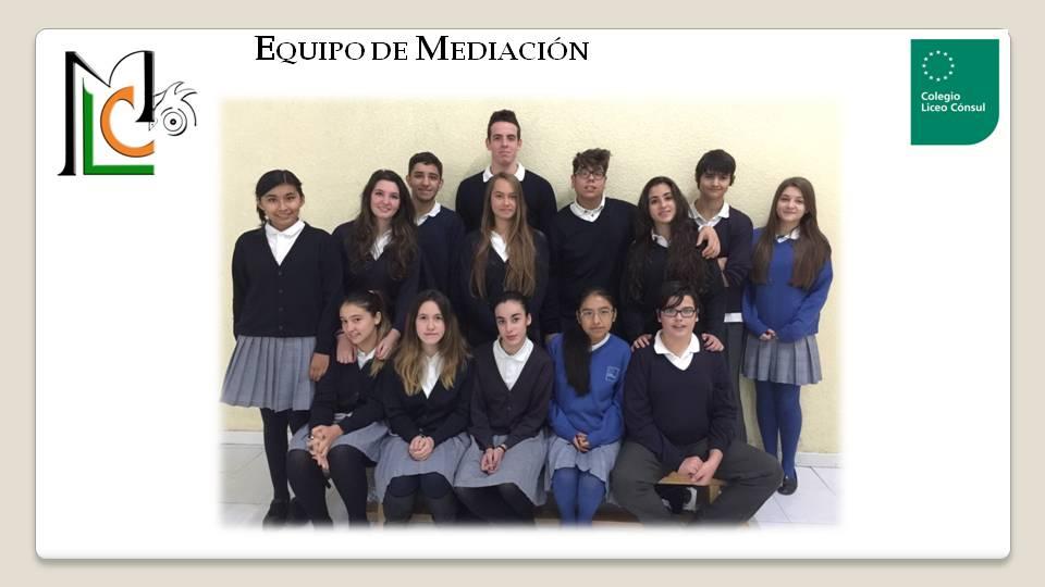 Programa «Mediación entre iguales»